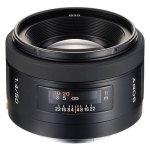 Sony 50mm f1.4 AF Lens