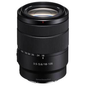 Sony E 18-135mm f3.5-5.6 OSS Lens