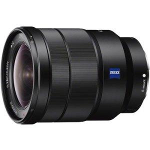 Sony FE 16-35mm f4 ZA OSS Vario-Tessar T Lens