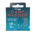 Carp Maggot Hooks To Nylon
