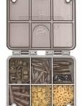 Feeder Box 6 Compartment Accessory Box