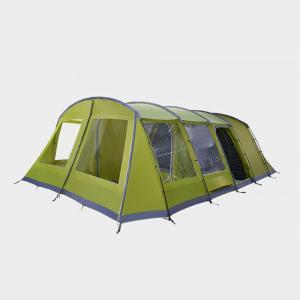 Vango Casa Lux 7 Person Family Tent, GRN/GRN