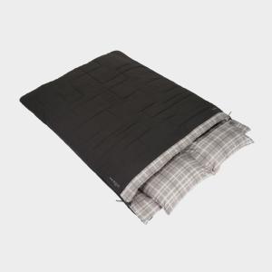 Vango Selene Kingsize Double Sleeping Bag, Grey/Grey