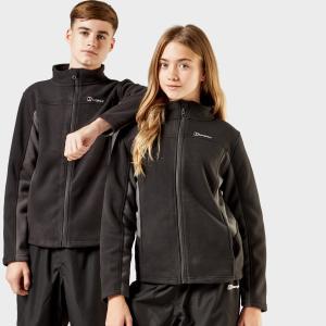 Berghaus Fleece Jacket Junior - Black/Blk, Black/BLK