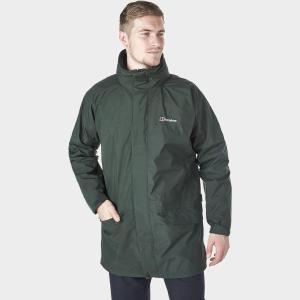 Berghaus Men's Cornice Ii Gore-Tex®Ô˜Long Jacket - Grn/Grn, GRN/GRN