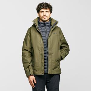 Berghaus Men's Rg Alpha 2.0 Waterproof Jacket - Green/Green, Green/Green