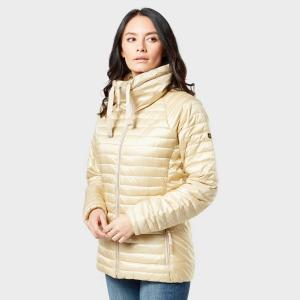 Craghoppers Women's Greta Insulated Jacket - Gold/Gold, GOLD/GOLD