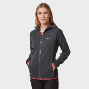 Craghoppers Women's Mannix Hooded Jacket - Grey/Gry, Grey/GRY