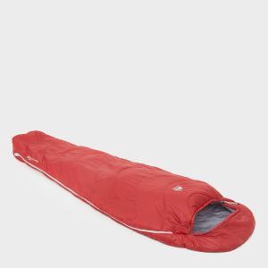 Eurohike Adventurer 200 Sleeping Bag - Red/Dre, Red/DRE
