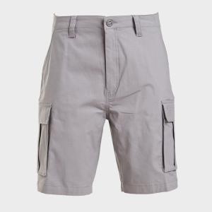 Fox Men's Slambozo 2.0 Cargo Shorts - Grey/Ptr, Grey/PTR