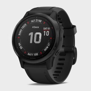 Garmin Fēnix 6S Pro Multi-Sport Gps Watch - Black/Blk, Black/BLK