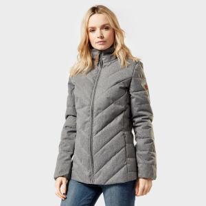 Hi Tec Women's Alice Insulated Jacket - Grey/Jkt, Grey/JKT