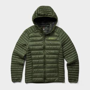 Merrell Men's Ridgevent Thermo Insulated Hoodie - Green/Green, Green/Green