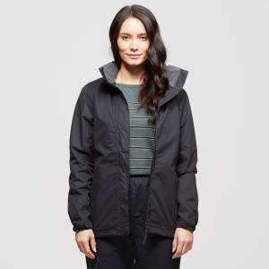Peter Storm Women's Downpour Waterproof Jacket - Black/Blk, Black/BLK
