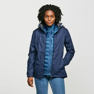 Peter Storm Women's Downpour Waterproof Jacket - Navy/Nvy, Navy/NVY