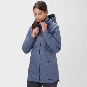 Peter Storm Women's Mistral Long Jacket - Navy/Nvy, Navy/NVY