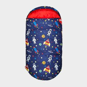 Pod Infant Space Sleeping Bag - Blue/Dbl, Blue/DBL