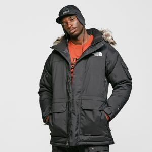 The North Face Men's Mcmurdo Parka - Black, Black