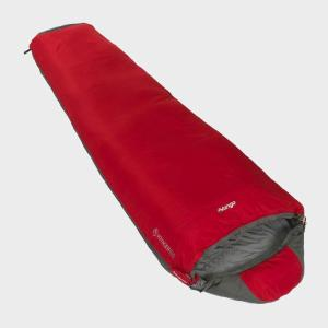 Vango Voyager 100 Sleeping Bag - Red/Red, Red/Red