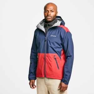 Berghaus Men's Stormcloud Waterproof Jacket - Blue/Nvy, Blue/NVY