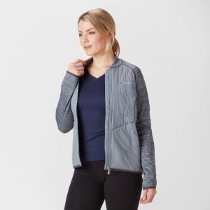 Berghaus Women's Gemini Hybrid Jacket - Grey, Grey