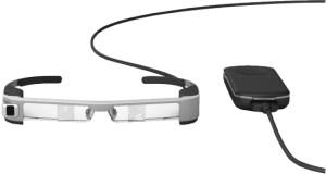 Epson Moverio BT-300 smartglasses 1.44 GHz 16 GB Bluetooth Wi-Fi...