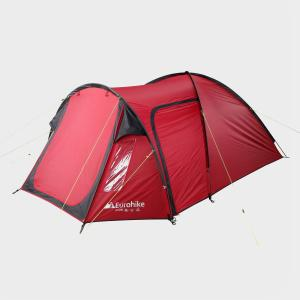 Eurohike Avon DLX 3 Man Tent, RED/RED