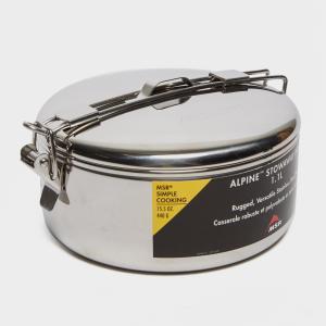 MSR Alpine Stowaway Pot, Silver/1.1L