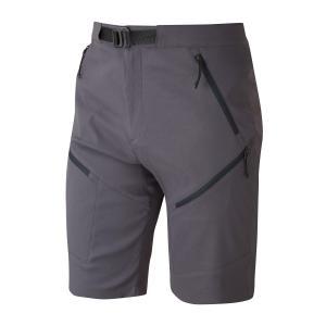 Oex Men's Brora Shorts - Grey/Short, Grey/SHORT