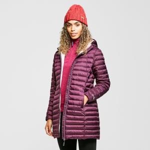 Peter Storm Women's Long Insulated Jacket - Purple/Pur, Purple/PUR