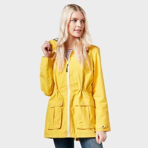 Peter Storm Women's Weekend Waterproof Jacket - Yellow/Yel, Yellow/YEL