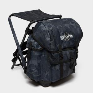 SVENDSEN Ron Thompson Camo Backpack Chair, Navy/CHAIR