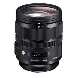 Sigma 24-70mm F2.8 DG OS HSM Art Lens - Sony