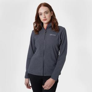 Berghaus Women's Bampton 3.0 Fleece Jacket - Grey/Jacket, Grey/JACKET
