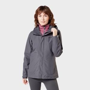 Berghaus Women's Maitland Gore-Tex 3 In 1 Jacket - Grey/Mgy, Grey/MGY
