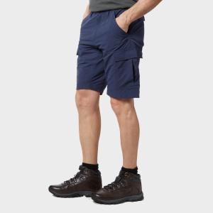 Brasher Men's Travel Shorts - Navy/Nvy, Navy/NVY