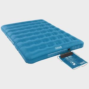 Coleman Extra Durable Double Airbed, Blue/DOUB