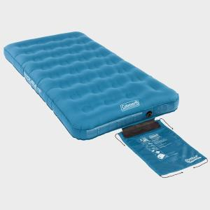Coleman Extra Durable Single Airbed, Blue/SING