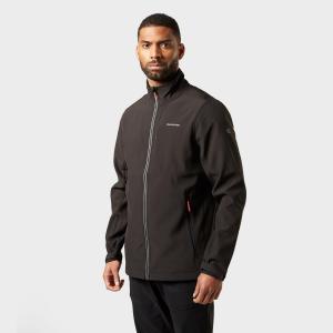 Craghoppers Men's Altis Softshell Jacket - Black/Blk, Black/BLK