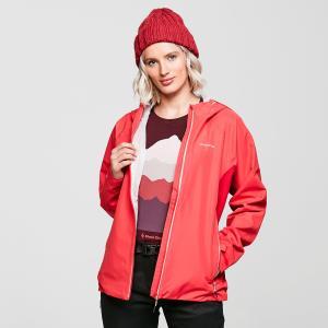 Craghoppers Women's Atlas Waterproof Jacket - Red/Red, RED/RED