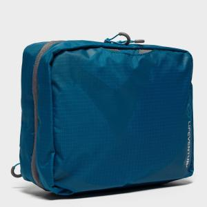 Lifeventure Travel Wash Bag (Large), Blue/PETROL