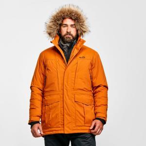 Peter Storm Men's Peter Parka - Orange/Org, Orange/ORG