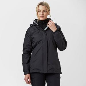 Peter Storm Women's Lakeside Ii 3 In 1 Jacket - Black/Blk, Black/BLK