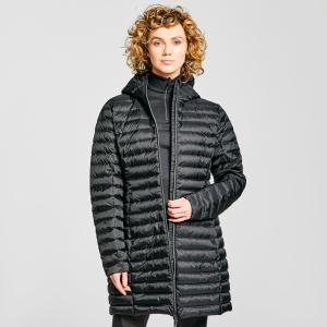 Peter Storm Women's Long Insulated Jacket - Black/Blk, Black/BLK