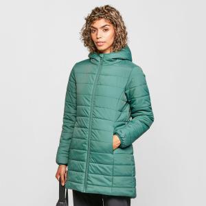 Peter Storm Women's Longline Blisco Jacket - Grn/Grn, GRN/GRN