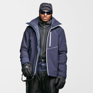 Salomon Men's Blast Ski Jacket - Nvy/Nvy, NVY/NVY