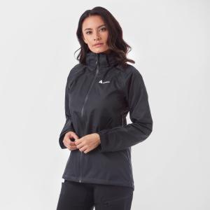 Technicals Women's Descent Waterproof Jacket - Black/Blk, Black/BLK