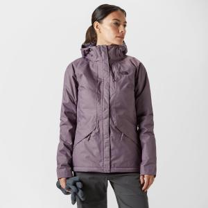 The North Face Women's Inlux Insulated Jacket - Light Purple, Light Purple