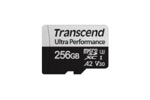 Transcend TS256GUSD340S memory card 256 GB MicroSDXC UHS-I Class 10