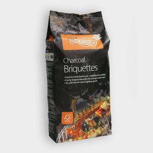 Bar Be Quick Bbq Briquettes 10Kg - Briquettes/Briquettes, BRIQUETTES/BRIQUETTES